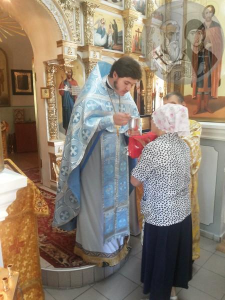 Празднование явления Божьей Матери во граде Казани